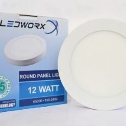 LED Round Panel Light Ceiling Mounted