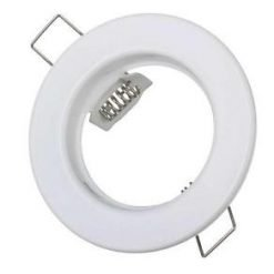 Downlight Fitting Fixed White