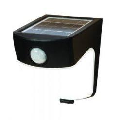 Solar Floodlight Black