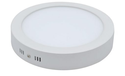 Surface-Mounted-Round-LED-Panel