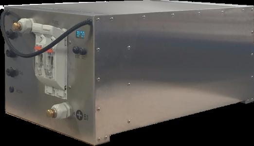 Blue Nova Lithium Ion Battery 4kWh