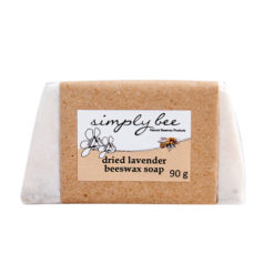 Simply Bee Dried Lavender Soap