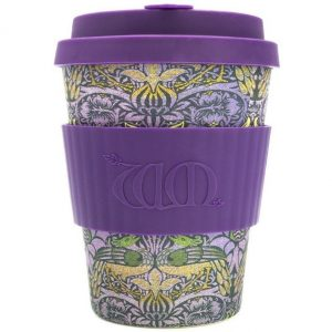 Ecoffee Cup Peacock