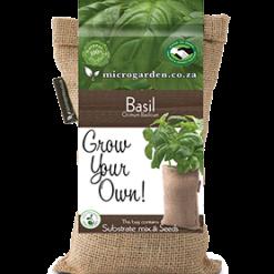 Grow Bag Basil