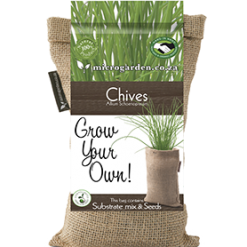 Grow Bag Chives