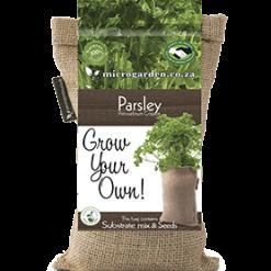 Grow Bag Parsley