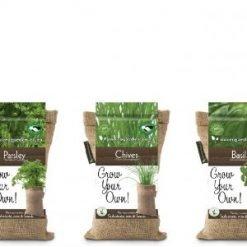 Herbs Grow Bags