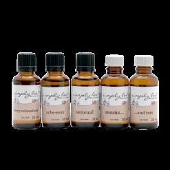 Massage Oils & Perfumes