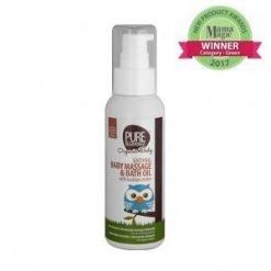 Pure Beginnings Baby Massage Oil