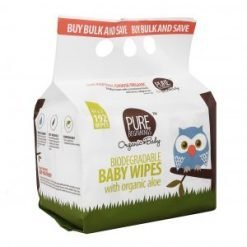 Pure Beginnings Biodegradable Bay Wipes