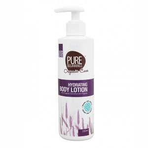 Pure Beginnings Body Lotion