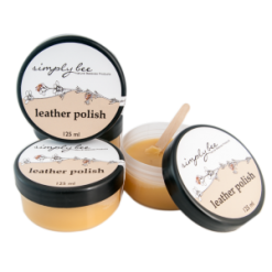 Simply Bee Beeswax Leather Polish