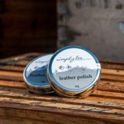 Simply Bee Beeswax Leather Polish
