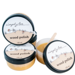 Simply Bee Beeswax Wood Polish
