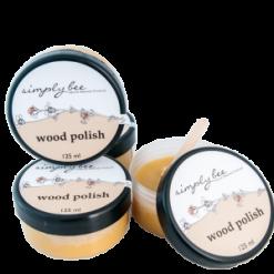 Simply Bee Beeswax Wood Polish