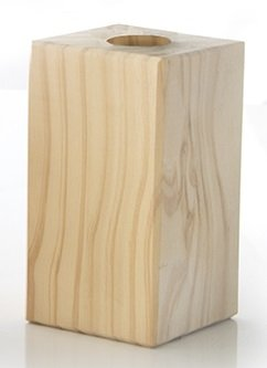 Wooden Block for Air Plant