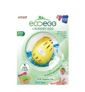 Ecoegg Laundry Egg Fragrance Free 210 Washes Greenlight