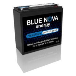 Blue Nova Mobile Battery 280wh