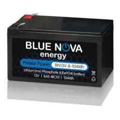 Blue Nova Mobile Battery 104w