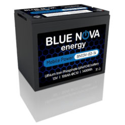 Blue Nova Mobile Battery 1k