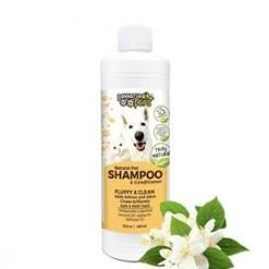 Natural Pet Shampoo Fluffy Clean Jasmine
