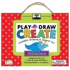 Play Draw Create Reusable Drawing Magnet Kit
