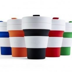 Stojo Collapsible Reusable Cup