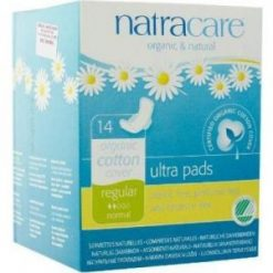 Natracare Organic Ultra Pads Regular