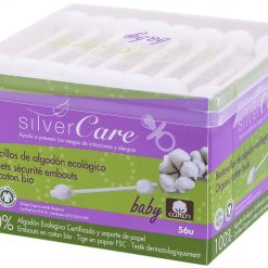 Silvercare Organic Cotton Baby Safety Buds