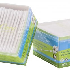 Silvercare Organic Cotton Buds