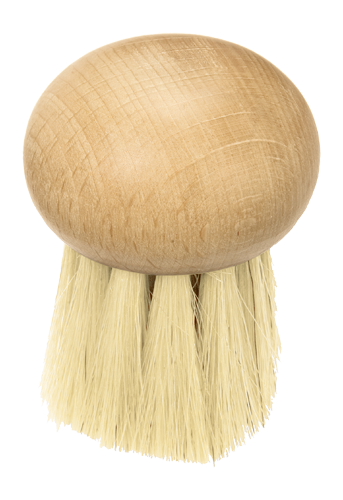 Redecker Mushroom Mini Brush