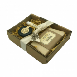 Simply Bee Soap Hand Lip Gift Pack