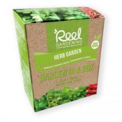 Reel Gardening Herb Garden
