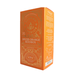 Sunbird Spiced Orange Rooibos 20 teabags