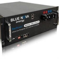 Blue Nova Battery 52V 5.2k