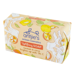 Antjies Large Soap Bar Uplifting Baobab & Citrus