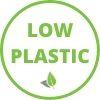 Low Plastic Content